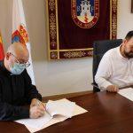 El Ayuntamiento Colaborará Con La Iglesia De El Salvador En La Reparación Del Altar