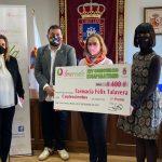 AMERODA Entrega Sus Premios Del Concurso De Escaparates Navideños En El Salón De Plenos