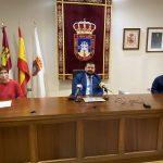 Juan Ramón Amores Acuerda Con Júcar Limpio Plantar 3000 árboles En La Roda