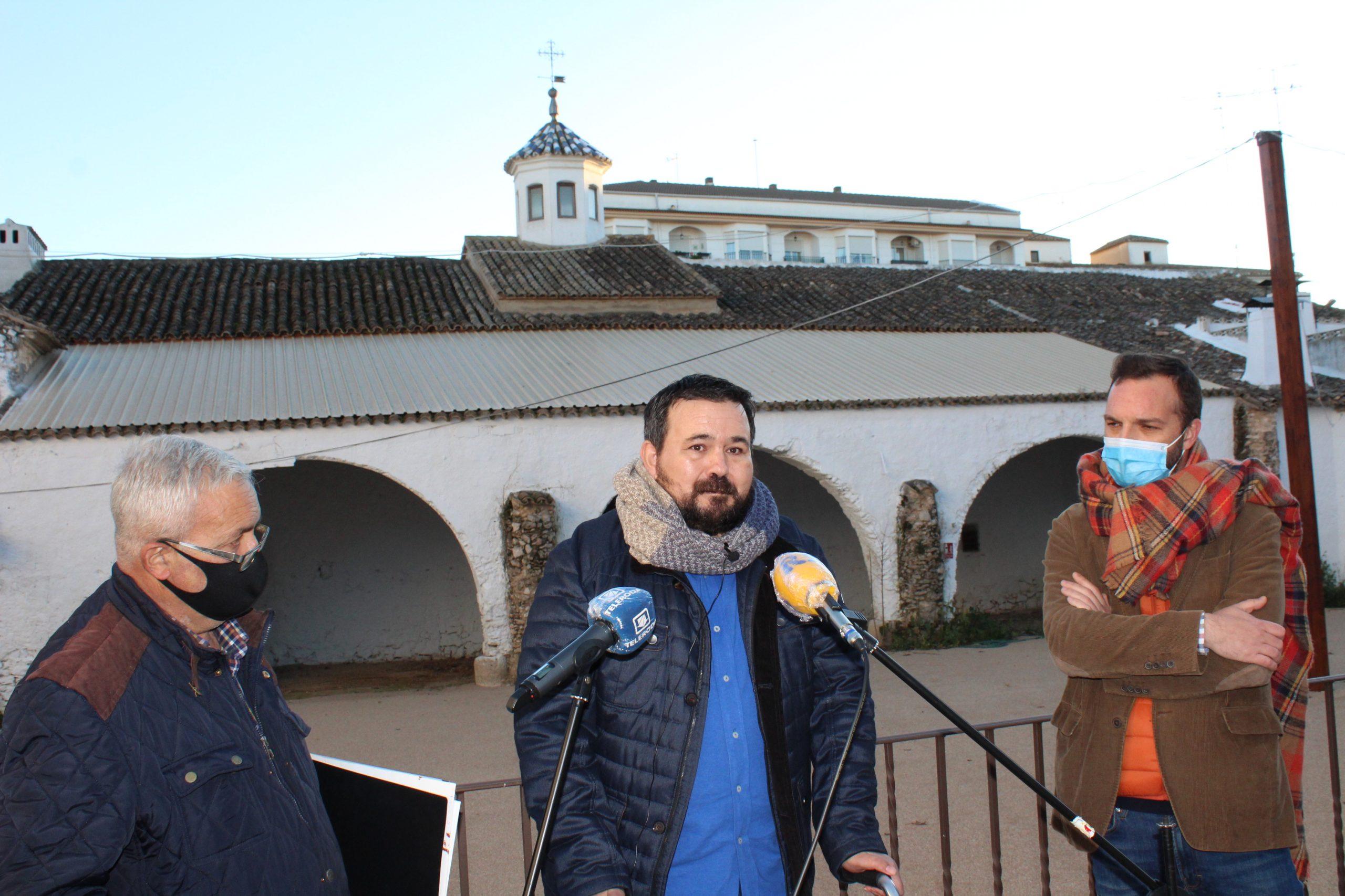 Amores Anuncia 763.000 Euros Para Recuperar La Posada Del Sol