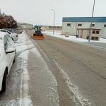 El Ayuntamiento Dispone 5.000 Kilos De Sal Y 40 Efectivos Ante La Previsión De Nieve