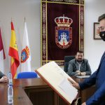 Sergio Jiménez, Nuevo Concejal Del PP