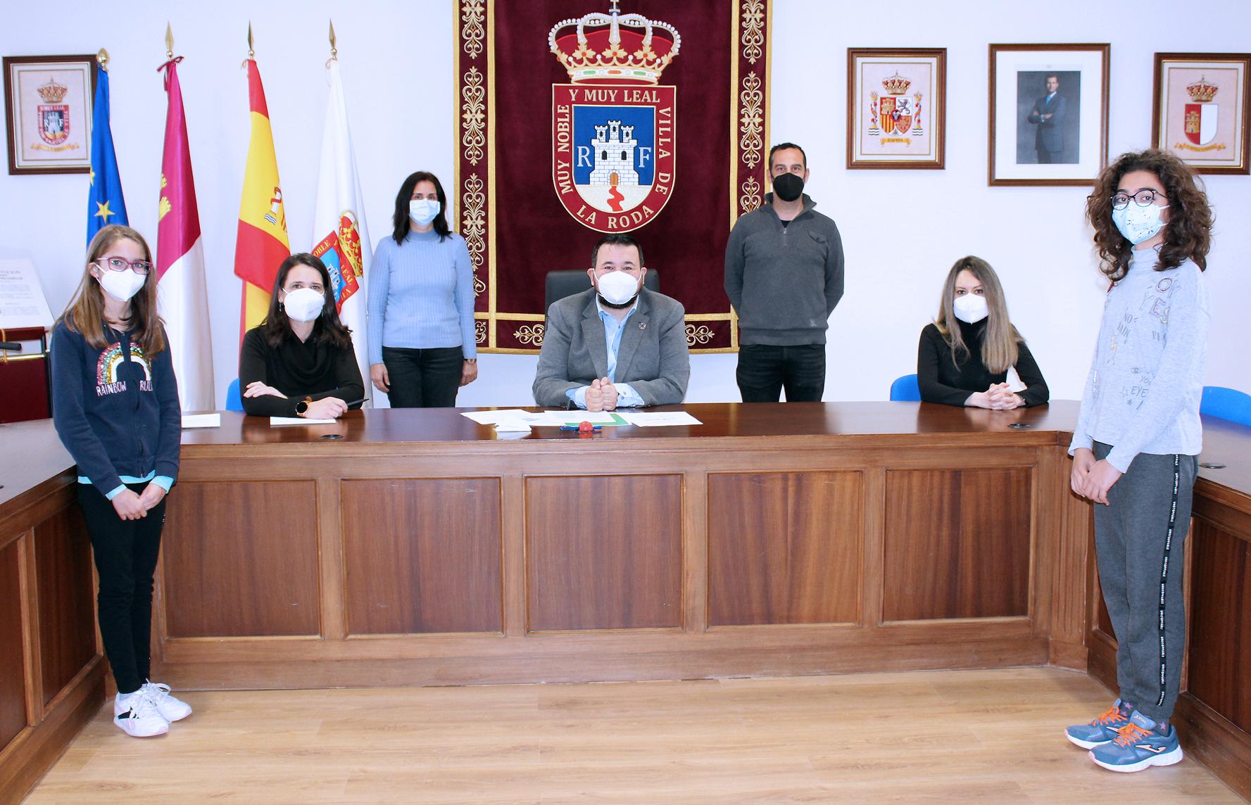 El Ayuntamiento Se Adhiere Al Proyecto Stars De La Mano Del Colegio Purificación Escribano
