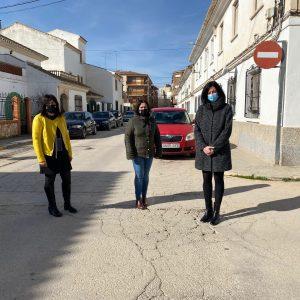 El Ayuntamiento Remodelará La Calle Del Voluntariado