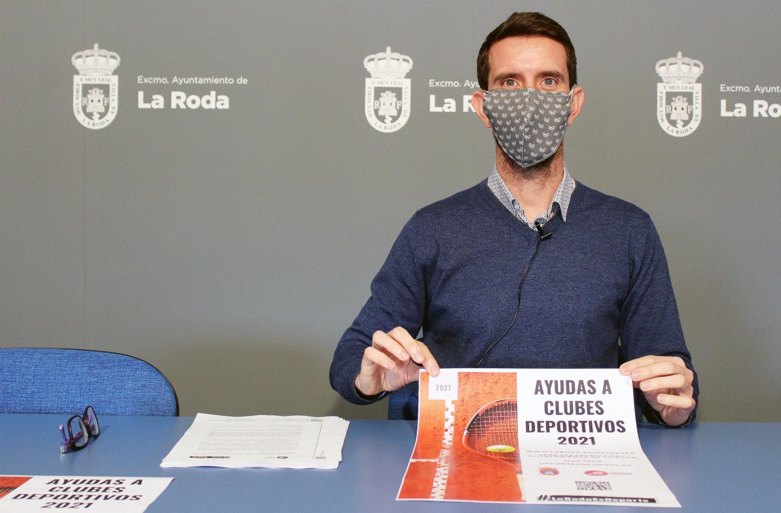 El Ayuntamiento Destinará En 2021 Más De 200.000 Euros A Los Clubes Deportivos