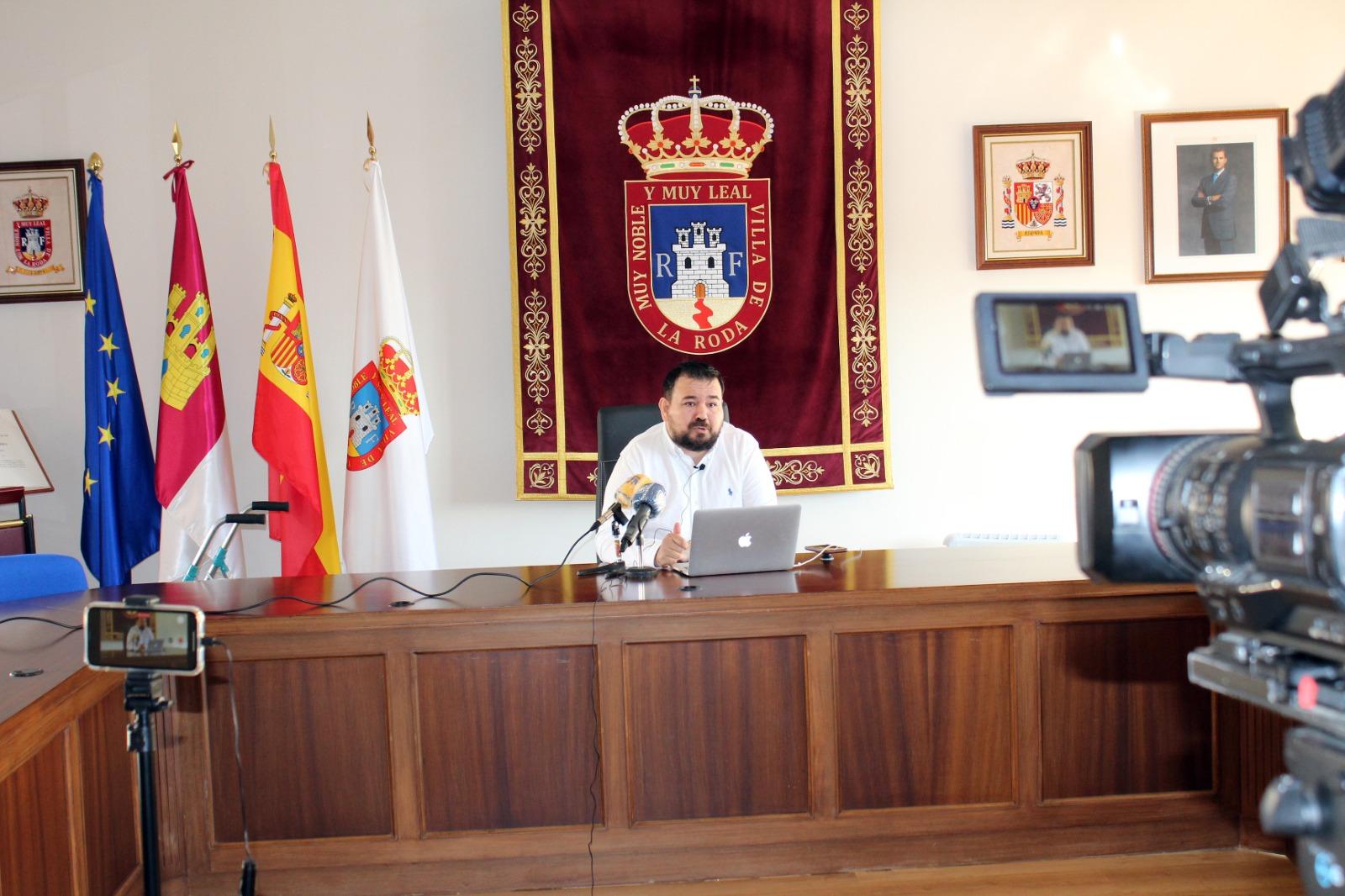 Juan Ramón Amores Da A Conocer El Proyecto De Inversiones Para Los Próximos Años