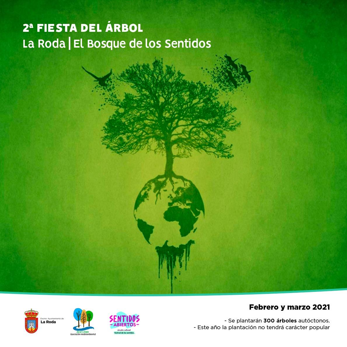Nueva Plantación De árboles En 'El Bosque De Los Sentidos'