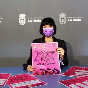 Tik Tok, Charlas, Deporte, Literatura… En La II Semana De La Mujer De La Roda