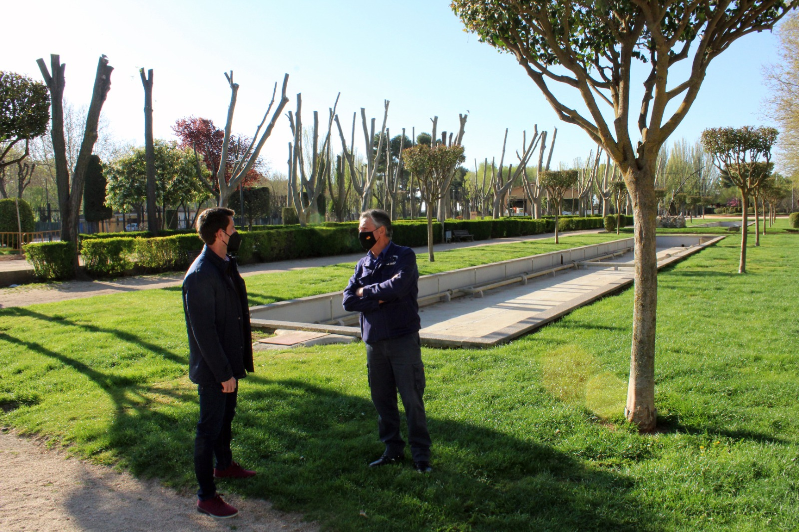 Adjudicada La Obra De Remodelación De La Fuente Del Parque De La Cañada