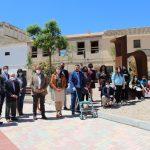 El Ayuntamiento Inaugura La 'h Minúscula' En Homenaje A Tomás Navarro Tomás