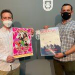 Sidecars, Ladilla Rusa, Aníbal Gómez Y Don Fluor, En Las Fiestas Patronales De La Roda