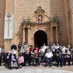 Misa Con Los Usuarios De La Residencia 'Nuestra Señora De Los Remedios'
