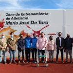 María José De Toro Inaugura La Instalación Deportiva Que Lleva Su Nombre