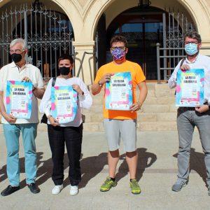 La Roda + Solidaria Recaudará Dinero Y Recogerá Alimentos Para La Despensa Solidaria De Cáritas
