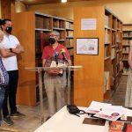 Importante Donación Al Centro Cervantino De La Roda