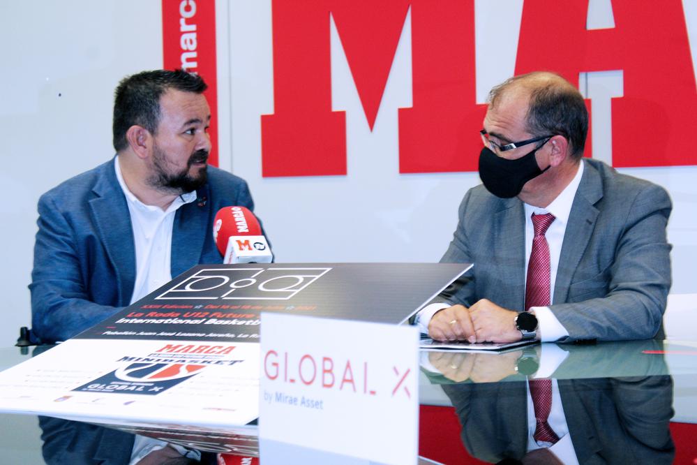 El Alcalde De La Roda Propone Al Director De MARCA Para Los Premios 'Contigo'