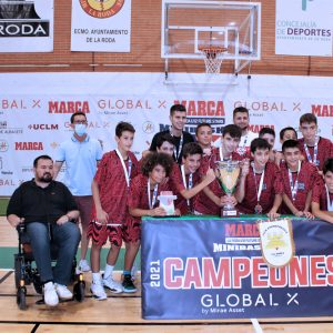 Next MVP Badalona, Campeón Del Torneo La Roda U12 Future Stars