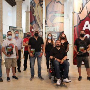 Javier Martín Aranda Logra El Primer Premio Del VI Concurso Nacional De Pintura Rápida Antonio Carrilero