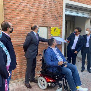 Inaugurada La Sede De Adelante Castilla La Mancha
